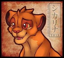Have a Simba! by Sicarina