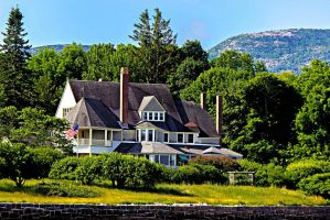 To Live in Maine by JDM4CHRIST