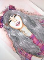 Suzy -- Miss A Fan Art Painting by antuyetlai