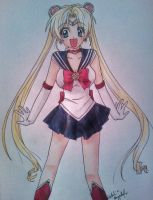 Sailor Moon by Killjoy-Chidori