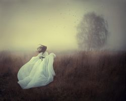 Hidden In The Fog I Will Find You In Another Time by Sturmideenkind