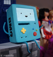 3D Printed BMO by Emoeba