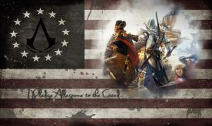 I Pledge Allegiance to the Creed-Assassin's Creed by amberelaine