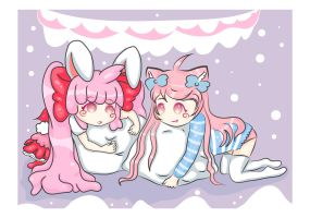 Gift - for Puuchu and Loli by ColaChu
