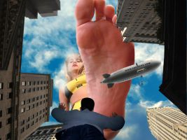 giantess mega trample crush city by gtsw21