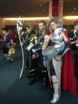 Thors w/ Loki by fares002