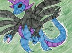 Hydreigon by FlygonPirate