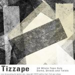 Tizzape Tape Brushes by KeepWaiting
