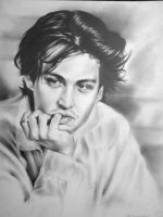 Johnny Depp by shadagishvili