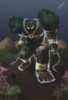 Rift Earth Colossus by FrozenSceptre