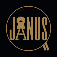 The Janus Film Award Logo by Reliquo
