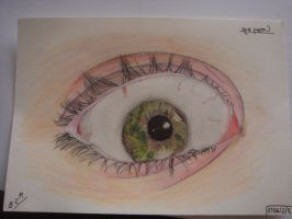 Creppy Eye by MicaArt2077