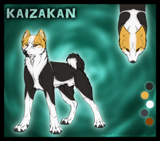 Kaizakan - Reference Sheet by norochan