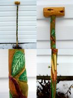 Camo Cane by flytier