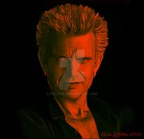 Billy Idol by cylevie
