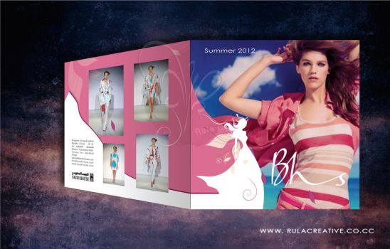 Bhs Fashion store Brochure by mercysoul