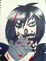 Bloody Laughing Jack by kresa-ne