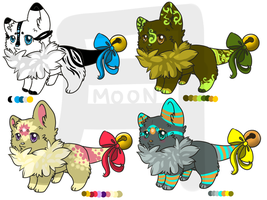 Bell Tail Adopts 1 by Moon-DaZzLe