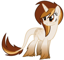 Carma in my style (gift/request) by annethyst