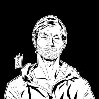 Jeffrey Dahmer - Ink by The-Real-NComics