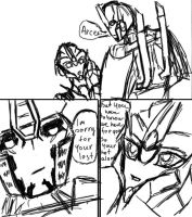 Your not alone anymore Arcee by Shikutoki