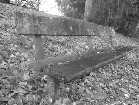 Bench by zee2abc1