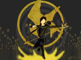 The MockingJay by DracoWolf0-0