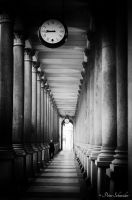 Time (Lateral entrance). by Phototubby