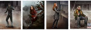 Dead of Winter Characters 06 by fdasuarez