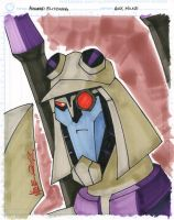 CS animated blitzwing by markerguru
