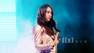 Krystal Jung by girl