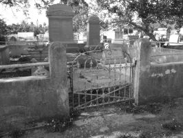 Cemetary in Key West 0039 by Selficide-Stock