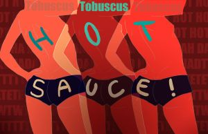 Tobuscus Hot Sauce by MonkeyMonk14