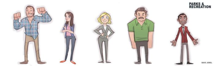 Parks and Recreation FUN by DaveJorel