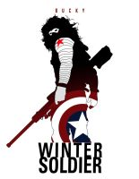 Winter Soldier by WMS-HALL