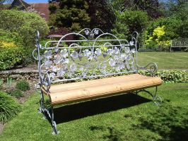 Vine Bench by theforgery
