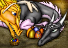 Happy Easter Day Vilina by VedranR