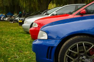 Colored Audis by Naqphotos