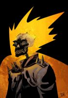 GHOST RIDER by drazebot