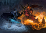 Ice and Fire by RyanWC