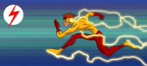 Kid Flash by G-manbg