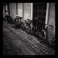 Bicycle Alley by 5uRt