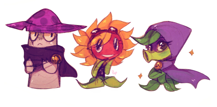 pvz by pop-lyst