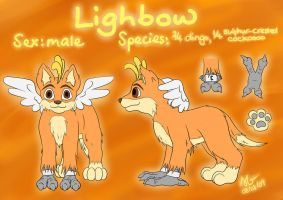 Reference: Lighbow by ScurvySimon