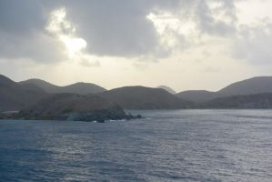 Early Morning In Tortola by Miss-Tbones