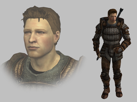 DA_Origins Alistair by Nicco-and-Jake