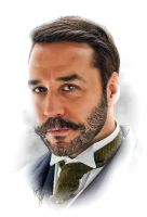 Jeremy Piven by kenernest63a