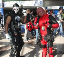 NYCC '10 Deadpool 2 by zer0guard