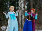 Let it go- Sister edition by KiraTheUsagii