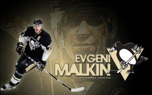 Evgeni Malkin wallpaper #1 by MeganL125